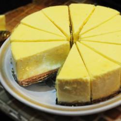 原味起士蛋糕-八吋