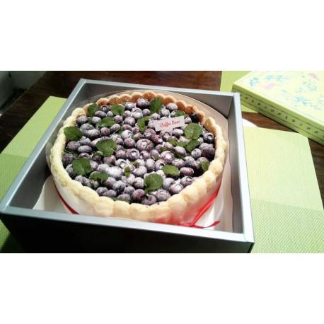 藍莓起士夏洛特蛋糕-8寸