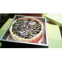 藍莓起士夏洛特蛋糕-8吋