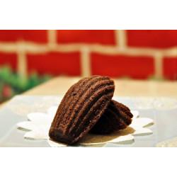 旅人蛋糕系列-橙香巧克力瑪德蓮6入