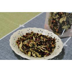 特調無咖啡因綜合花草茶-豐收四季-50G