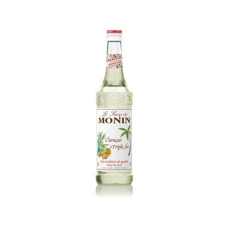 MONIN果露糖漿-橘皮700ML